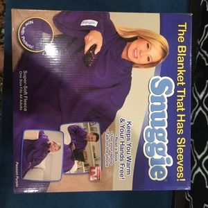 Other - Snuggies blanket as seen on tv